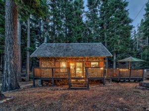 USFS Cabin Info
