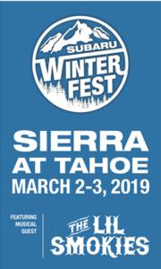 winterfest at Sierra Ski Resort