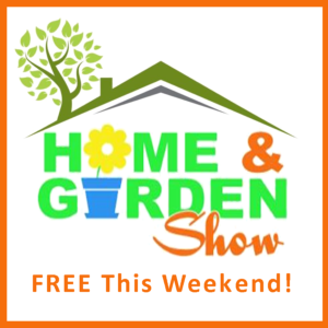 Home and Garden Show logo