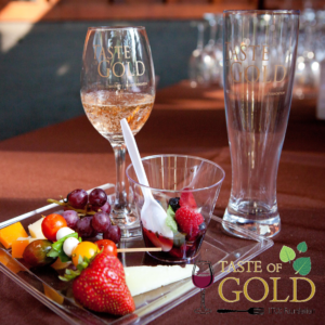 Taste of Gold Fundraiser at LTCC