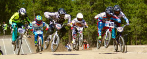 bmx at Bijou Bike Track in beautiful Tahoe