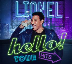Lionel Ritchie Hello tour