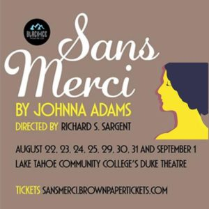 """Sans Merci"" performance at Duke Theatre, LTCC"