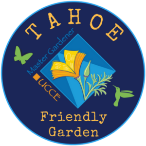 Master Gardeners of Tahoe - Tahoe Friendly Garden