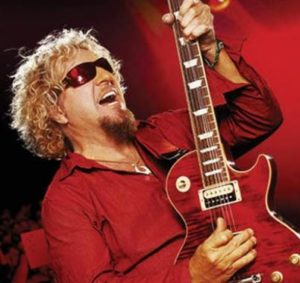 Sammy Hagar in Concert at Harrahs Lake Tahoe