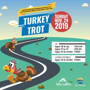Turkey Trot Fun Run 2019