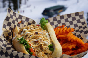 Sierra Ski Resort hosts Grubtour foodie event