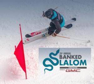 Kirkwood banked slalom