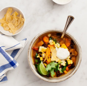 butternut squash vegan chili recipe